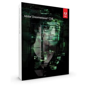Photo of Adobe Dreamweaver CS6 (Mac) Software