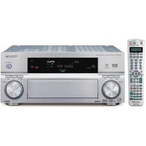 Photo of Pioneer VSXAX2AV Silver Amplifier