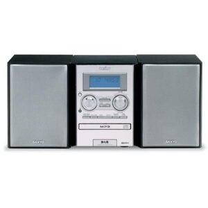 Photo of Sanyo DC-DAB03 HiFi System