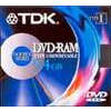 Photo of TDK DVD-RAM 9.4GB DVD RAM