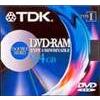 Photo of TDK DVD-RAM 9.4GB DVD RAM