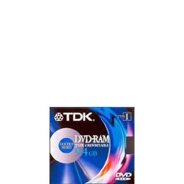 TDK DVD-RAM 9.4GB Reviews
