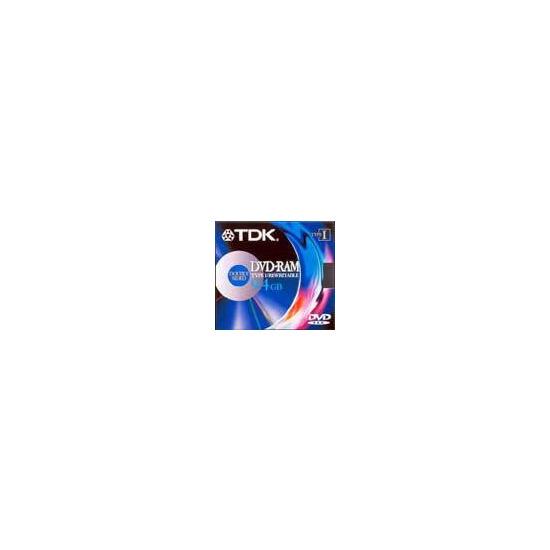 TDK DVD-RAM 9.4GB