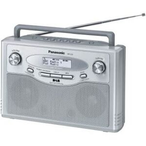 Photo of Panasonic RFD3 Radio