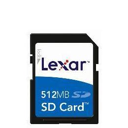 Lexar Media Sd512 654 Reviews