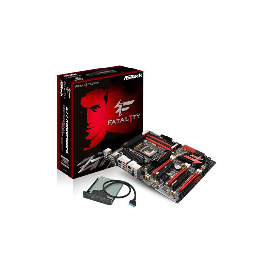 Asrock Fatal1ty Z77 Professional Reviews - Compare Prices and Deals
