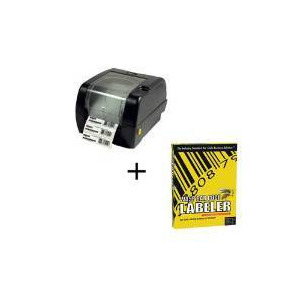 Photo of Wasp Barcode 101938 66604 Labeller