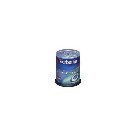 VERBATIM CD-R 100P K 52X