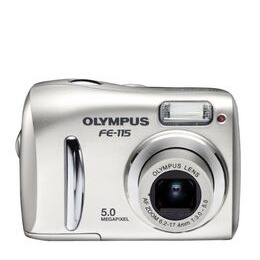 Olympus FE-115 Reviews