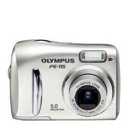 Olympus FE-115 Reviews