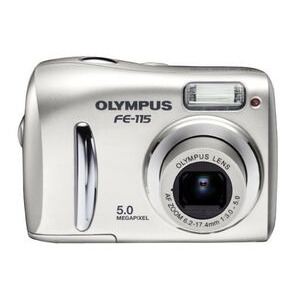 Photo of Olympus FE-115 Digital Camera