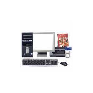 Photo of Compaq 1705 Desktop Computer