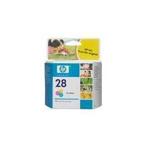 Photo of HEWLETPACK 28 8728AE CLR R Ink Cartridge