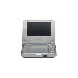 Photo of Matsui PL-700 Silver Portable DVD Player