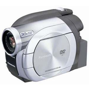 Photo of Panasonic VDR-D100EG Camcorder