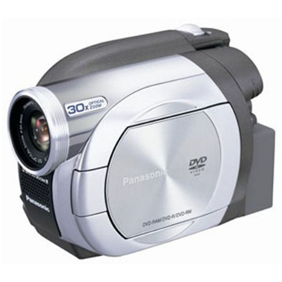 Panasonic VDR-D100EG
