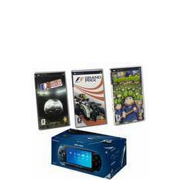 Psp Giga Pack With 3 Games Reviews