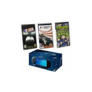 Photo of PSP Giga Pack With 3 Games Video Game