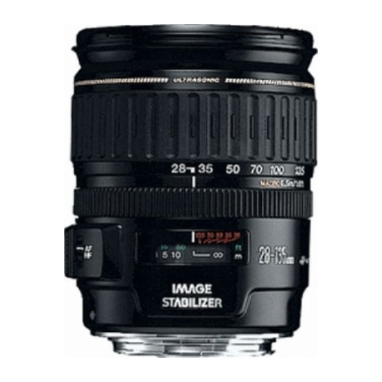 Canon 28 - 135/3,5 - 5,6 IS USM