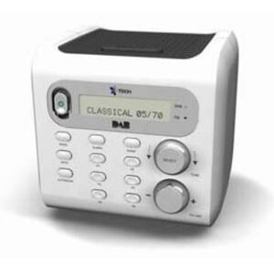Photo of I-Tech Cube Radio
