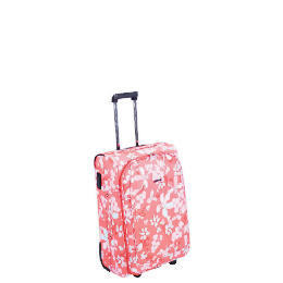 Cosmopolitian Floral Trolley case medium Reviews