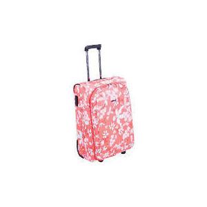 Photo of Cosmopolitian Floral Trolley Case Medium Luggage