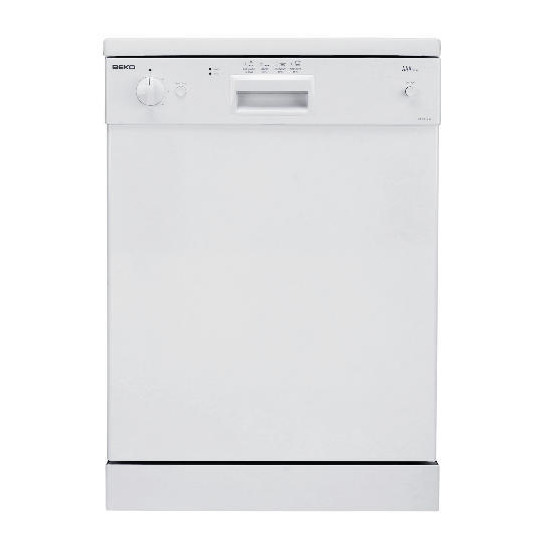 Beko DE6340W Dishwasher