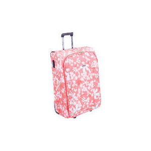 Photo of Cosmopolitian Floral Trolley Case Large Luggage