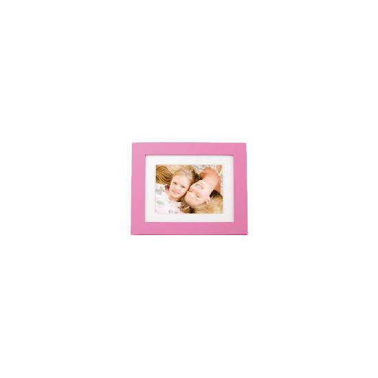 "Technika 3.5"" Pink Digital Picture Frame"