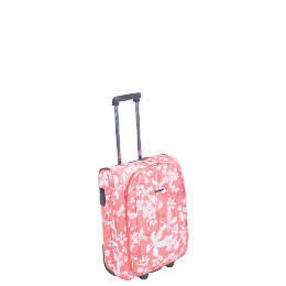 Cosmopolitian Floral Trolley case small Reviews