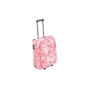 Photo of Cosmopolitian Floral Trolley Case Small Luggage
