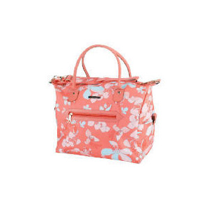 Photo of Cosmopolitian Floral Overnight Holdall Luggage