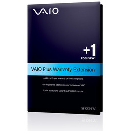 Sony VAIO Warranty Ext/1Yr Onsite  Reviews
