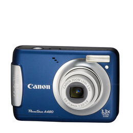 Canon Powershot A480 Reviews