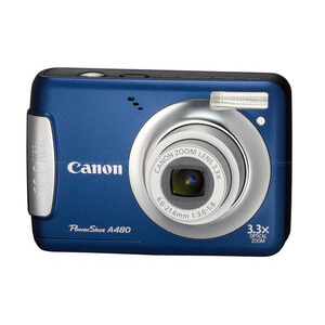 Photo of Canon Powershot A480 Digital Camera