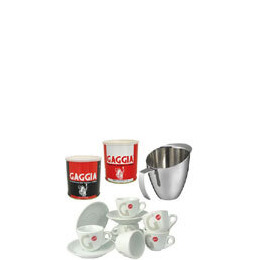 Gaggia Coffee and Accessories Starter Pack Reviews