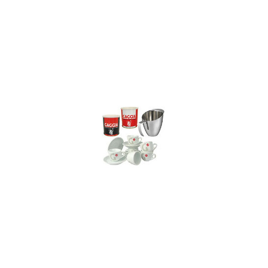 Gaggia Coffee and Accessories Starter Pack