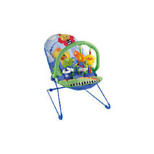 Photo of Fisher-Price Friendly FIRSTs Bouncer Baby Product
