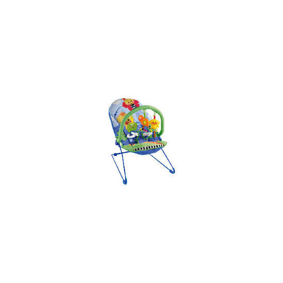 Fisher-Price Friendly Firsts Bouncer