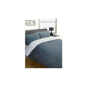 Photo of Bedcrest Duvet Set Geo, Kingsize Bed Linen