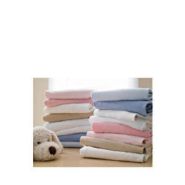 Tesco My Baby's 2 Pack Pack Fitted Jersey Sheets Pink - Cot Reviews