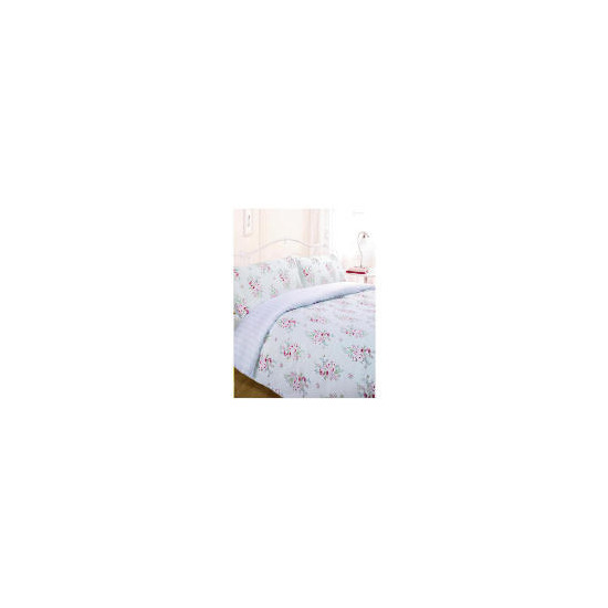 Bedcrest duvet set floral, double