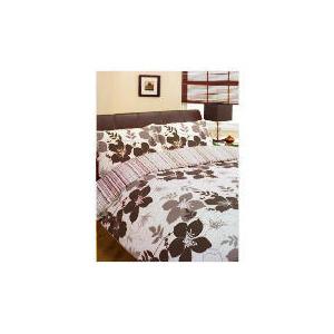 Photo of Bedcrest Duvet Set Leaf, Double Bed Linen