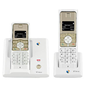 Photo of BT Verve 410 Twin Landline Phone