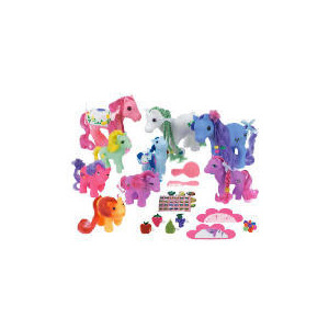 Photo of TOGETHER FRIENDS PRETTY PONY FAMILY Toy