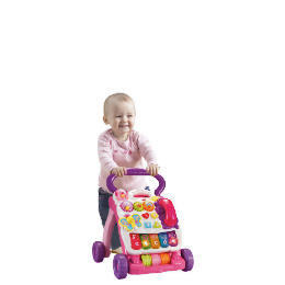 Vtech Pink First Steps Walker Reviews