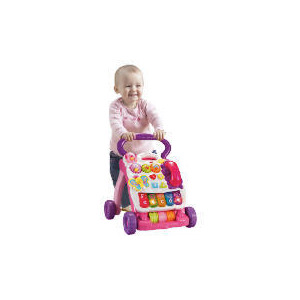 Photo of VTECH Pink First Steps Walker Toy