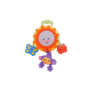 Photo of Fisher-Price Sunshine Stroller Toy Toy