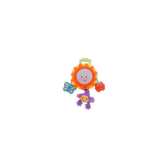 Fisher-Price Sunshine Stroller Toy
