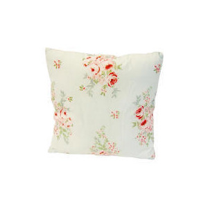 Photo of Bedcrest Cushion Floral Cushions and Throw